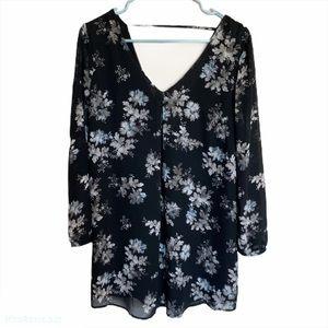 ASTR Floral Dress